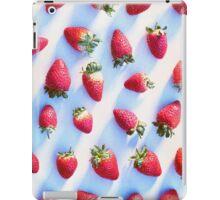 Sunset Strawberries iPad Case/Skin