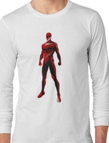 Webman Geo Long Sleeve T-Shirt