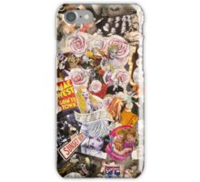 Mae West, WC Fields iPhone Case/Skin