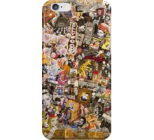 Mae West, Marilyn Monroe, Elvis Presley iPhone Case/Skin
