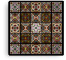 Kaleidoscope of Kaleidoscopes Canvas Print
