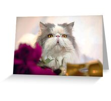 The Magnificats Ugs Card #5 Greeting Card