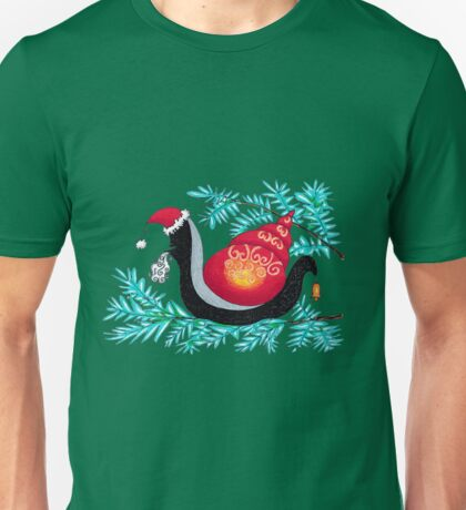 Snazzy tree decoration Unisex T-Shirt