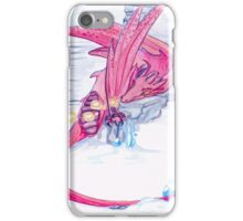 One day on the withered heath iPhone Case/Skin
