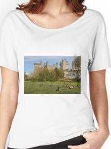 Dromoland Castle Duck walk! Women's Relaxed Fit T-Shirt