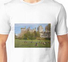 Dromoland Castle Duck walk! Unisex T-Shirt