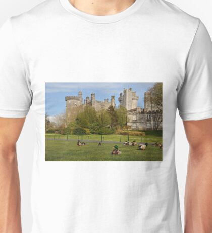 Dromoland Castle Duck walk! Unisex T-Shirt