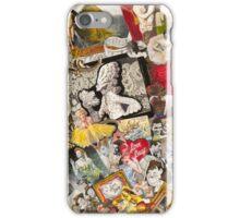 Marilyn Monroe, Vintage Hollywood iPhone Case/Skin