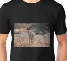 Greater Kudu female Unisex T-Shirt