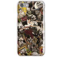 Marlon Brando, Groucho Marx iPhone Case/Skin