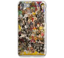 James Dean, Boris Karloff iPhone Case/Skin