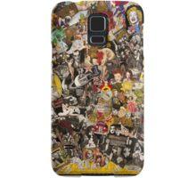 James Dean, Boris Karloff Samsung Galaxy Case/Skin