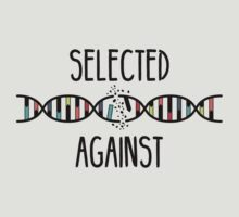 Selected Against by Jaybill McCarthy