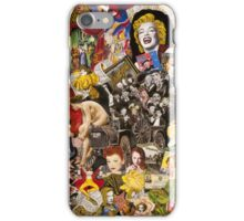 Marx Bros. Mae West, WC Fields iPhone Case/Skin