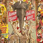 Vintage Circus by groucho4ever