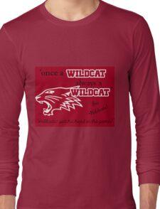 Wildcats  Long Sleeve T-Shirt