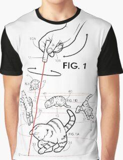 Lazer Cats! Graphic T-Shirt