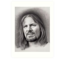 Boromir: The Lord of the Rings Art Print