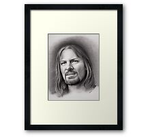 Boromir: The Lord of the Rings Framed Print