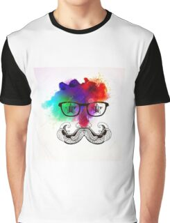 whiskers Graphic T-Shirt