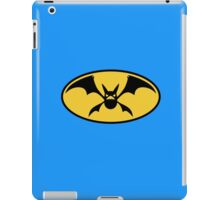 BatCrobat iPad Case/Skin