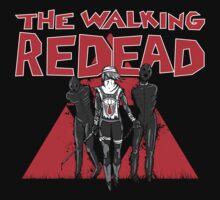 The Walking Redead by 8-bit-hobo
