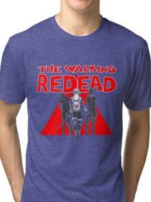 The Walking Redead Tri-blend T-Shirt