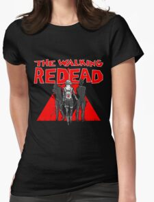The Walking Redead Womens Fitted T-Shirt