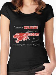 Wildcats Women's Fitted Scoop T-Shirt
