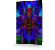 Insect Queen Greeting Card