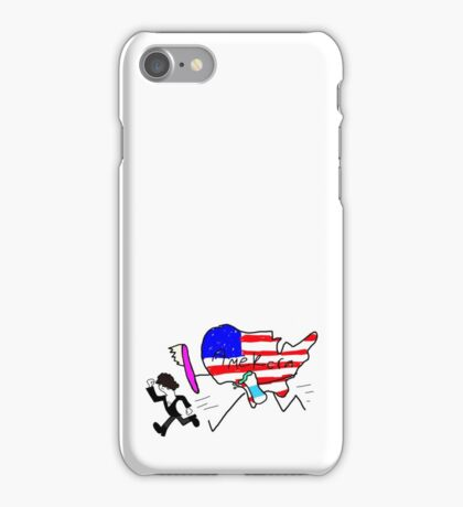 """""""where's metyy"""" iPhone Case/Skin"""
