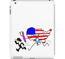 """where's metyy"" iPad Case/Skin"