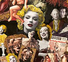 Marilyn Monroe by groucho4ever