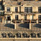 Paris Roof Tops - A Close Up - 2 © by © Hany G. Jadaa © Prince John Photography