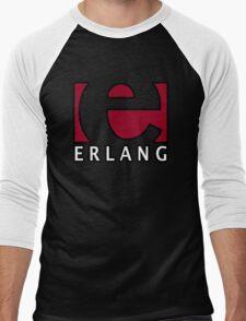 erlang programming language Men's Baseball ¾ T-Shirt