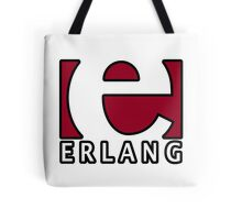 erlang programming language Tote Bag