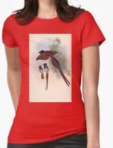 Birds of Asia John Gould 1883 V1 V7 095 Muscipeta Incei T-Shirt