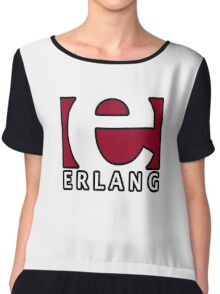 erlang programming language Chiffon Top