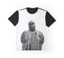 B.I.G Notorious Chain  Graphic T-Shirt