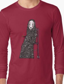 Noface Long Sleeve T-Shirt