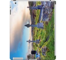 Celtic Crosses of the Aran Islands iPad Case/Skin