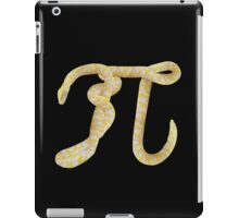 PI-THON iPad Case/Skin