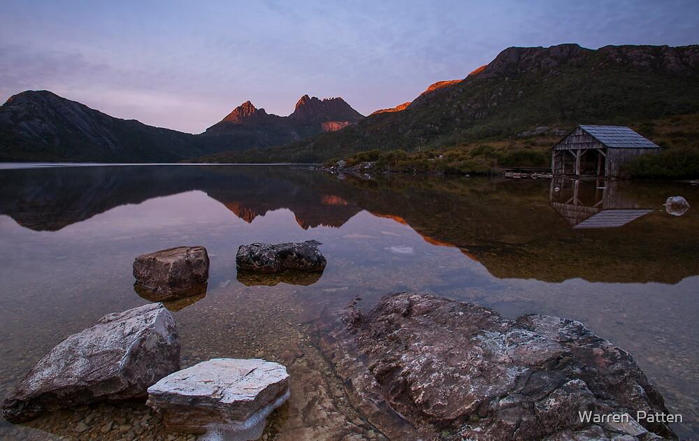 Morning Glow. by Warren  Patten