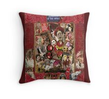 Phantom of thr Opera Throw Pillow