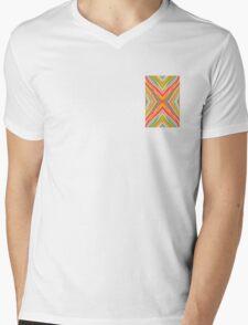 Salcette - Small Mens V-Neck T-Shirt