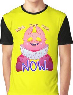 Foul JOker Graphic T-Shirt