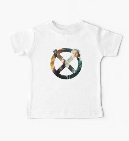 Magneto X-Men Logo Baby Tee