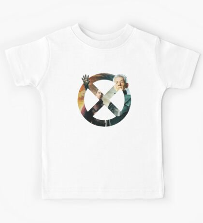 Magneto X-Men Logo Kids Tee