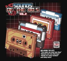 Sounds Of The 80s Vol.2 One Piece - Short Sleeve