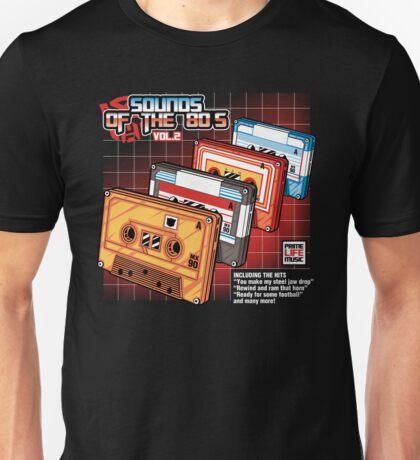 Sounds Of The 80s Vol.2 Unisex T-Shirt